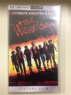 The Warriors (UMD, 2005, Director's Cut/Widescreen)