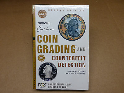 PCGS Guide to COIN GRADING & Counterfeit Detection 2nd edition