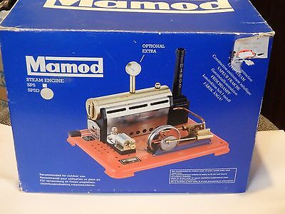 Mamod Steam Engine SP5 Twin Cylinder unused in box - ships from Australia