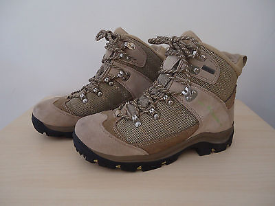 Columbia Gore Tex Womens Hiking Boots Size US 8 Walking Shoes Youth Mens Camp
