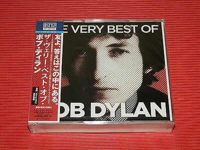2016 THE VERY BEST OF BOB DYLAN  JAPAN 2 Blu-spec CD SET