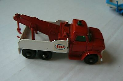 VINTAGE MATCHBOX/LESNEY No 71 FORD HEAVY WRECK TRUCK 1968 SUPER EXAMPLE