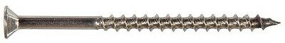 The Hillman Group 41599 Square Drive Deck Screw, 8 X 2-Inch