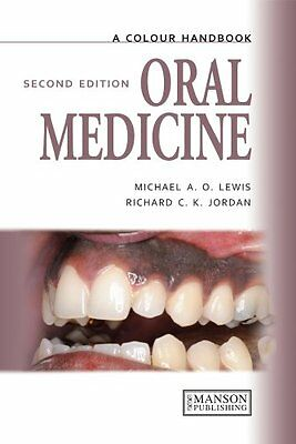 Oral Medicine by Michael A. O. Lewis 9781840761818 (Paperback, 2012)