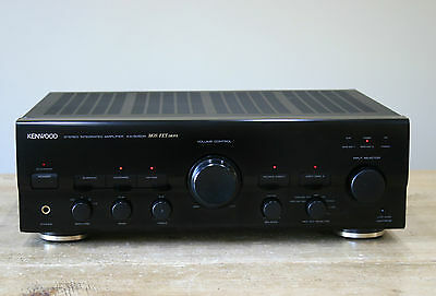 Kenwood KA-5050R MOS FET Integrated Amplifier MM/MC Phono Stage - Made in Japan