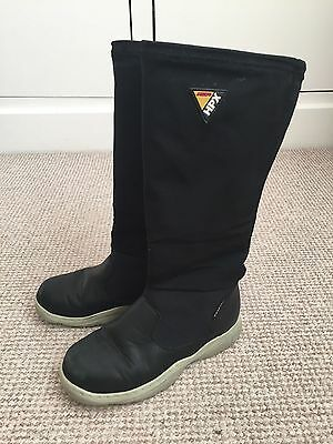 Musto Sailing Boots Size UK5 EUR38