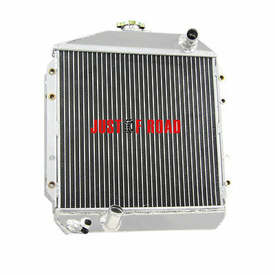 3Row RADIATOR For YANMAR 2010/2020/2202/2220/2301 2310 2402 2420 129350-44500