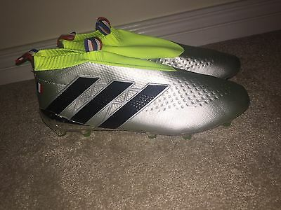 16+ Purecontrol Firm Ground Football Boots - Size 9