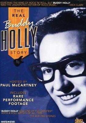 Buddy Holly - The Real Buddy Holly Story [New DVD]