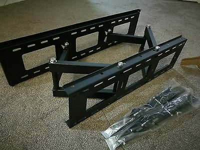 NEW WALL BRACKET FOR BIG SCREEN TV - 55 to 65 Inch wide