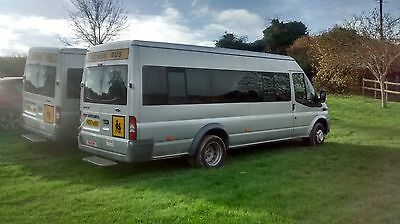 Ford Transit minibus 17-Seat RWD (two in number - will sell individually)