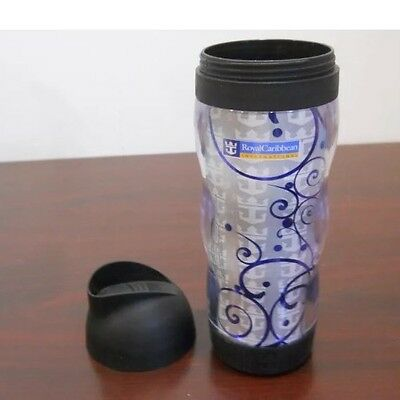 Coca Cola Insulated Thermos Coffee Soda Mug From Royal Caribbean Cruise Lines