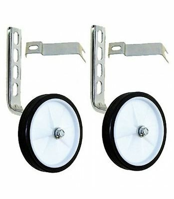 """Tiger Safety Stabilisers for 12"""" - 20"""" Kids Junior Bike Cycling Wheels"""