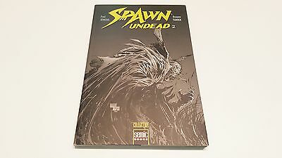 Spawn Undead T2 EO / Jenkins / Turner // Semic