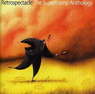 Supertramp - Retrospectacle - The Supertramp Anthology - Supertramp CD WCVG The