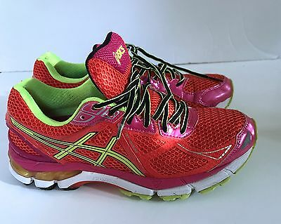 Asics Womens Gt 2000 Coral Trainers