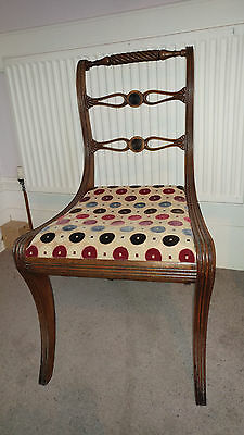 Mahogany Dining Chair Antique Listing 1st of 2