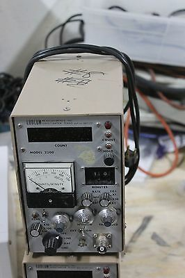 Ludlum Measurments Model 2200 Portable Scaler Ratemeter