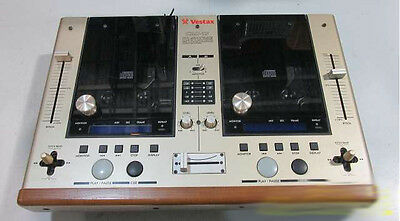 Vestax Cdx-15 Twin Cdplayer With Pitch Control