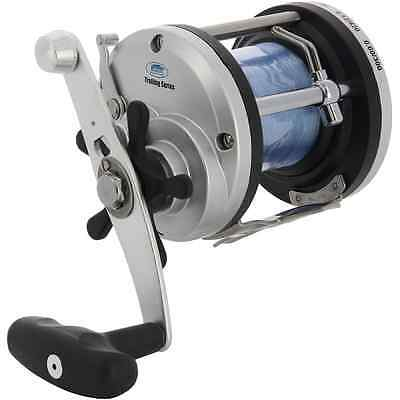 Lineaeffe Multiplier Reel For Boat Uptide Sea Fishing JD500 With Line Pre Loaded
