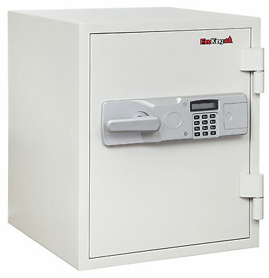 FireKing Fireproof Electronic Lock Security Safe 1.48 CuFt