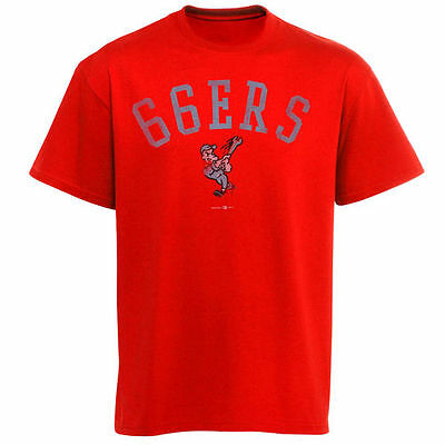 Inland Empire 66ers Ultra Cotton T-Shirt - Red - MiLB