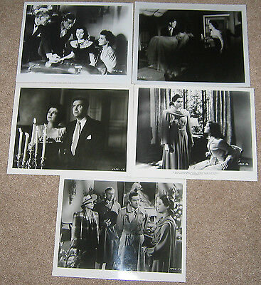 Stills From The Gail Russell Horror Film The Uninvited