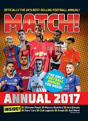 Match Annual 2017 (Annuals 2017) by Match 1509821198