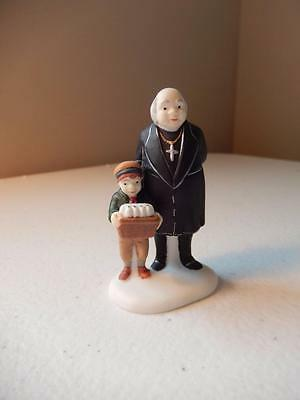 Department 56 Reverend and Boy