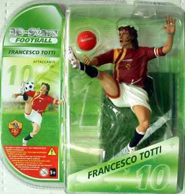 3D Stars Football – Francesco Totti 10 – 17cm Action Figure