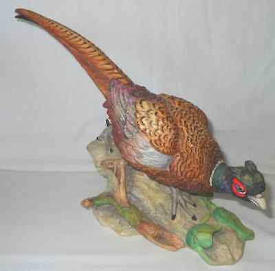 Coalport, Limited Edition Large Game Bird Figure, Pheasant