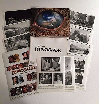 Dinosaur - Press Kit - 11 photos!!