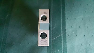 Siemens 3Rh1921-1Ca01,auxiliary Contact Front Mount