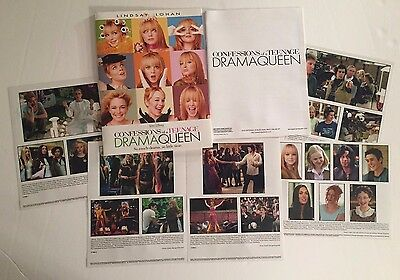 Confessions of a Teenage Drama Queen - Press Kit - Lindsay Lohan & Tina Fey!!
