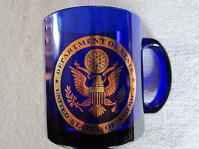 DEPARTMENT of STATE  UNITED STATES OF AMERICA Coffee Mug