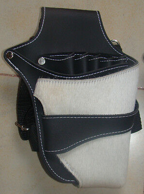 Professional Hairdressing Scissors Holster,Pouch. Scissors Tools with Belt./.