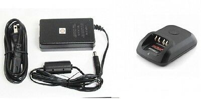 Motorola WPLN4243A IMPRES Charger Tray for MOTOTRBO w/ Rapid Rate Power Supply