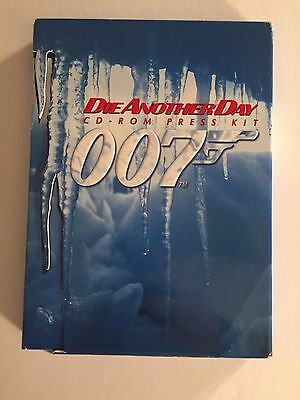 Die Another Day - Press Kit - Pierce Brosnan & Halle Berry!!