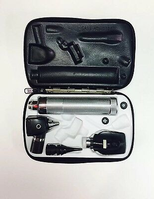 Welch Allyn Otoscope/Ophthalmoscope Diagnostic Set /25020/11600