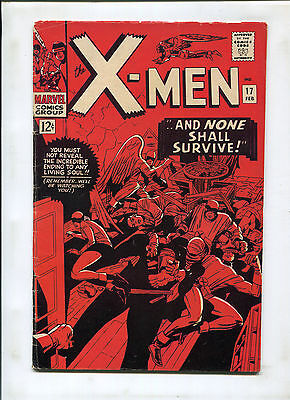 X-Men #17 (5.0) And None Shall Survive!