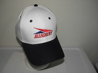 Allegheny Airlines Baseball Cap Airplane Pilot F/a Christmas Gift Fathers Day