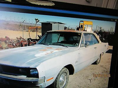 1971 Dodge Dart Swinger 1971 Dodge Dart Swinger