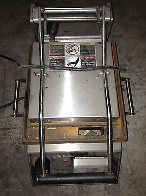 Commercial Electric  Star Pro Max Sandwhich Press/pannini Grill Countertop