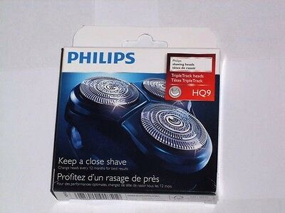 PHILIPS NORELCO HEADS HQ9 (3 Pieces *NEW*)