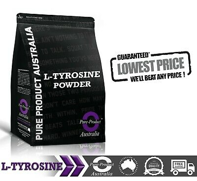500g 100% PURE L Tyrosine POWDER protein increase protein absorption