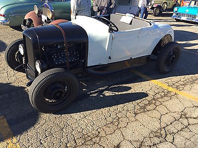 1929 Ford Model A  !929 / 1928 Ford Roadster ORIGINAL