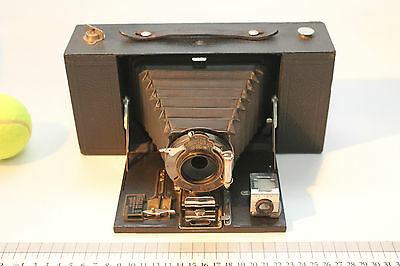 Vintage Kodak No3a Folding Camera Serial 118792 in Good Condition and Working