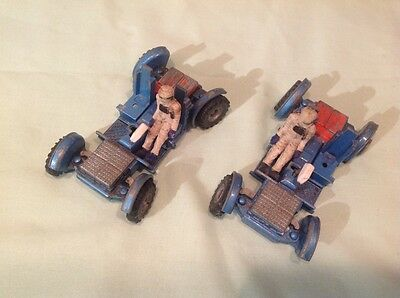 Dinky toy  Lunar Roving Vehicles x2