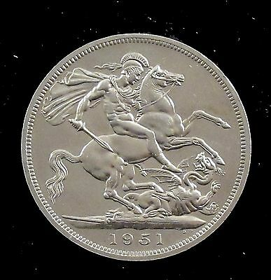 1951 Proof Uncirculated Great Britain Crown - uk40