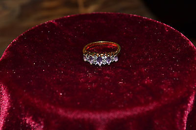 Vintage Beautiful Lady's Ring from Alaskan Witch Estate